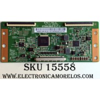 T-CON / TCL 3429110019 / 34291100191011 / ST5461B03-2-C-3 / MODELO 55FS3750