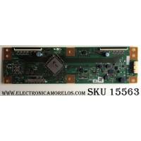 T-CON /VIZIO RUNTK0288FVZE / 1P-0164X01-4010 / MODELO E70-E3
