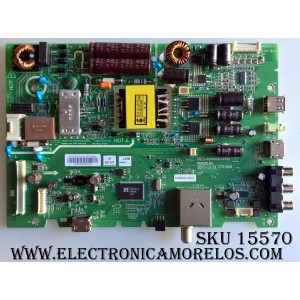 MAIN / FUENTE / (COMBO) / LG COV33653801 / 1606494M / 1606494LA3031 / 5823-A6M68A-0P00 / PANEL LC430DUY (SH)(A1) / MODELO 43LH5000-UA