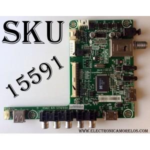 MAIN / HISENSE 168007 / LTDN40K20DUS(0) / RSAG7.82.5254/ROH / PANEL HD400DF-E37\S0.B2 / MODELO 40K20D