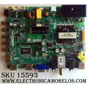 "MAIN / FUENTE / (COMBO) / B15051869 / TP.MS3393T.PB79 / 3MS3393X-2 / 02-SLS39A-C003014 / MODELO 42"""