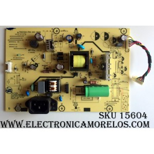FUENTE DE PODER / HP PLPCBA361SQEF / 715G4744-P04-002-003M / PANEL LTM230HT10S2LV0.5 / MODELO LV2311