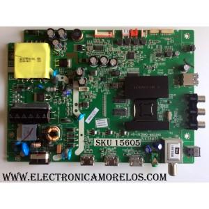 MAIN / FUENTE / (COMBO) / TCL V8-UX38001-LFIV023(K2) / GTC000052A / 40-UX38M0-MAD2HG / UX38M0 / MODELO 40FS3750