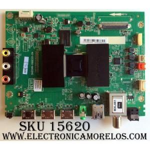 MAIN / TCL V8-UX38001-LF1V025(C6) / GTC000160A / 40-UX38NA-MAG2HG / UX38 / PANEL LVF550CS0T E12 / MODELO 55FS3750
