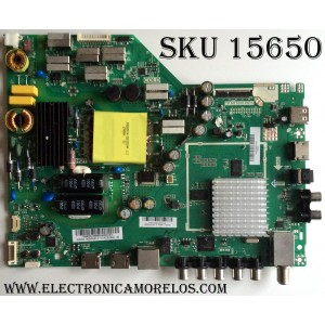 MAIN / FUENTE (COMBO) VIZIO / A15116303 / TP.MT5580.PB75 / 75500W01A009 / A48D3B8AC629 / MODELO D43-D2 LWZ2ULCS / PANEL T430HVN01.0