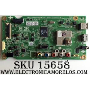 MAIN / LG EBU62930351 / EAX66226904 (1.0) / 61PMXL1J-0002 / MODELO 49LF5400-UB.BUSYLJM