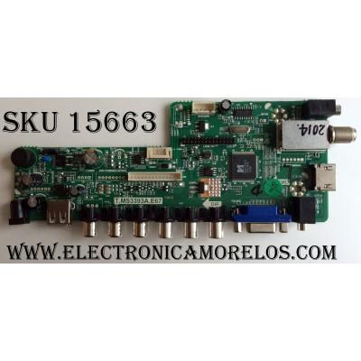 MAIN / T.MS3393A.67 / SMT1409057 / 002.002.0014263 / R620D / CLEDTV2014