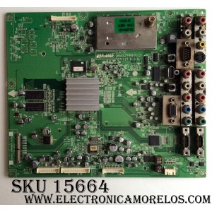 MAIN / LG EBU57524801 / EAX42799101 (2) / 5E.0GK01.011 / EBU57524801 V.2 / MODELOS Z32LC6D-UM / Z37LC6D-UK / Z37LC6D-UK.KUSTZJK