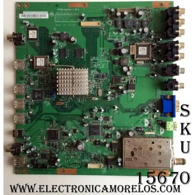 MAIN WESTINGHOUSE / 55.70E01.011G / W421TA FX69 MB / 07275-1A / 48.70E01.01A / 5570E01011G / MODELO TX-42F430S TW-51123-C042A / PANEL V420H1-L07 REV C2