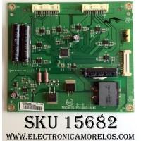 LED DRIVER / VIZIO CBPFAN45AAAD5 / AN45AAAD5 / 715G4636-P01-000-004S / MODELO M3D420SR LTMAKQBM / PANEL LC420EUH(LD)(F6)