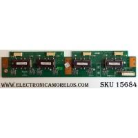 BACKLIGHT INVERSOR / INSIGNIA 569HV1314C / AC203201B / E246366 / MODELO NS-LCD26A / PANEL V260B1-L02 Rev.C1