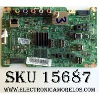MAIN / SAMSUNG BN94-09916A / BN41-02245A / BN97-08808A / MODELO UN55H6203AFXZA VS03 / PANEL CY-DF550CSLV4H