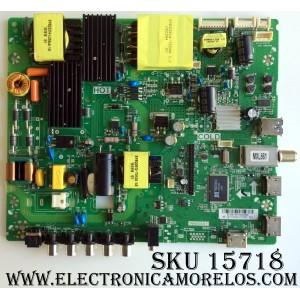 MAIN / FUENTE / (COMBO) / SANYO B15061938 / 3MS93AX11 / 02-SPS39A-C010000 / MODELO FW48D25T