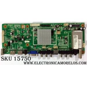 MAIN / SCEPTRE 1071009008 / T.RSC7.8B 10331 / 20100920230816 / T20100903 / MODELO X240LC-FHD / PANEL M240HW01 V.2