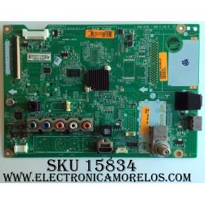 MAIN / LG EBT62753601 / EAX65071308 (1.2) / MODELO 60PN5000-UA AUSLLJR / PANEL PDP60R50000