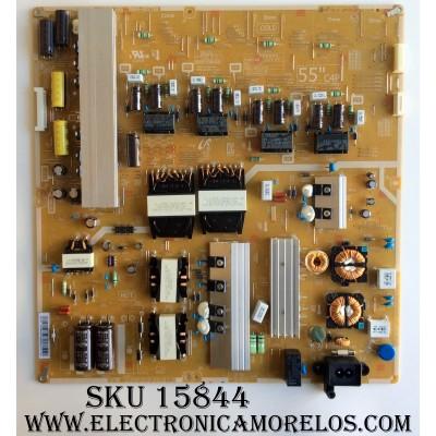 FUENTE DE PODER / SAMSUNG BN44-00779A / BN4400779A / L55C4P_EHS / HU10123-14067  /  MODELO UN55HU8700FXZA / UE55HU8200T / UN55HU8700F  / UN55HU8700FXZC