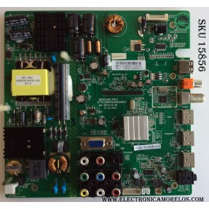 FUENTE / MAIN / (COMBO) DAEWOO 9011-119A39-65363011 / MSD3393-T9C1 / 4715-3393T9-A4233K01 / 471R1055 / MODELO L43R6300KN