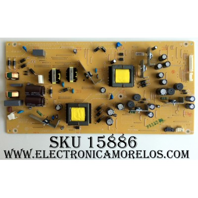 FUENTE DE PODER /  PHILIPS A51RXMPW / BA51RZF0102 1 / MODELO 49PFL7900/F7