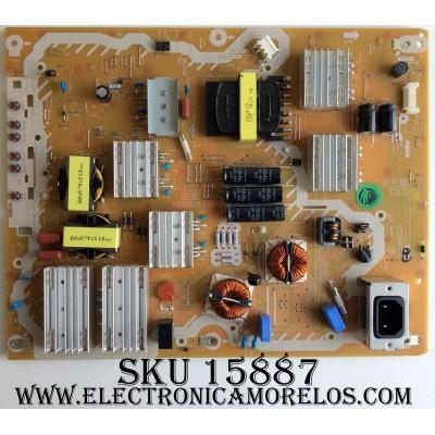 FUENTE DE PODER / PANASONIC TNPA6060ED / TNPA6060 / MODELO TC-55CX640X