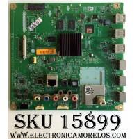 MAIN LG / EBT63706701 / EAX65610206 (1.0) / EBR80683501 / MODELO 50LF6100-UA BUSJLJR / PANEL NC500DUN