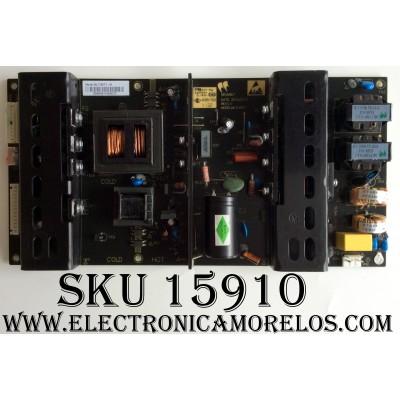 FUENTE DE PODER / ORBITAL MLT198TX-M / MLT198TX / 2010.07.13 / REV:1.5 / MODELOS OLM50042 / ELDFC551J / ELDFT404 / ELDFW464 / ELGFT554 / ELGFW551 / SC461TS / SC552GS / LC46G82 / VR-5535Z TW-66511-A055A / VR-5535Z TW-66501-S055B / PANEL T420HW01