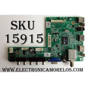 MAIN / INSIGNIA 6MM0010110 / 569MM0101A / VER:A / 32MM83 / MODELO NS-32D310NA15 / PANEL DT32K83 V28