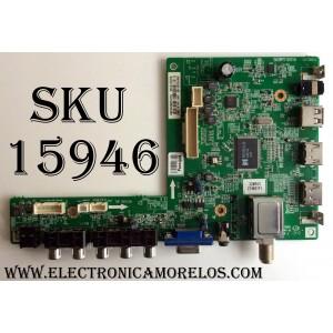 MAIN / INSIGNIA 6MY00301B0 / 569MY1001A / E321060 / PANEL DT32K83 V16 ROHS / ST3151A05-5 / MODELO NS-32D201NA14