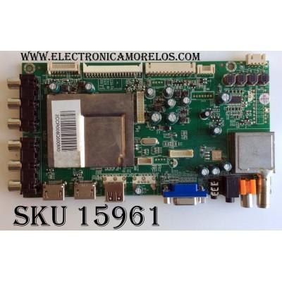 MAIN / JVC 2CCR008Q500M0 / E214887 / MODELO LT-42EM73