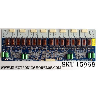 BACKLIGHT INVERTER / SAMSUNG HU26024W2A / SIT260W2D8UC03 REV.0 / PANEL LTA260W2-L01-D00 / MODELO LNR268WX / XAA