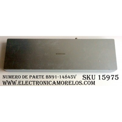 CAJA PARA TV SAMSUNG / ONE CONNECT BN91-14845V / ENTRADAS HDMI / ANTENA / USB / OPTICAL / SUSTITUTAS BN94-09101A / BN94-08353A / MODELO UN65JS9000FXZA