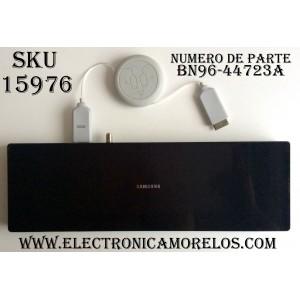CAJA PARA TV SAMSUNG / ONE CONNECT BN96-44723A / ENTRADAS HDMI / ANTENA / USB / OPTICAL / SOC1000MA / S0C1000MA / BN68-07104D-00 / BN39-02301A / J53UW5405 / MODELO QN65Q7CDMFXZA