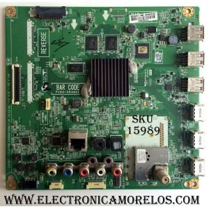 MAIN / LG EBU63194501 / EAX65610206(1.0) / PANEL LC320DXE (MG)(A3) / MODELOS 32LF580B-UA BWMYLJM / 32LB5800-UG BUSWLJR