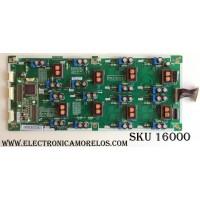 LED DRIVER / SAMSUNG BN44-00745A / L65C4L_ESM / PSLF321C06B / PANEL CY-VH055FSLV1H FW44 / MODELOS UN55HU9000FXZA TS01 / UN65HU9000FXZA TS01