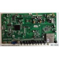 MAIN / VIEWSONIC 6201-7037151301 / JC378XX12UA / 2202529900P / MODELO N3735W VS11771-1M / PANEL CLAA370WA03S