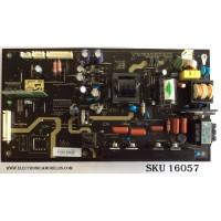 FUENTE DE PODER / ELEMENT MIP320C / MIP320C REV:1.0 / MODELOS ELDFC322 J1000 / ELDFW322 / SEIKI LC-32G82 / SC322TI
