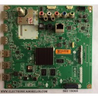 MAIN / LG EBT63770201 / EAX65610206(1.0) / MODELO 42LF5800-UA.BWMYLOR / PANEL LC420DUE(MG)(AQ)