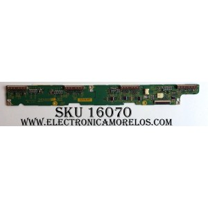 BUFFER / TOSHIBA TNPA3553 / TNPA3553AC / PANEL MC106H30D8 / MODELOS 42HPX95 / 42HP95