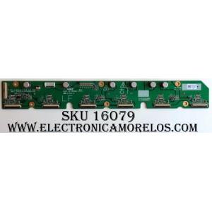 BUFFER / SONY PKG50C4J6 / NPC1-51092 / 9-885-063-49 / 9-885-058-94 / PANEL NP50C4MF01 / MODELOS PD5040D / U1M / PDM-5010