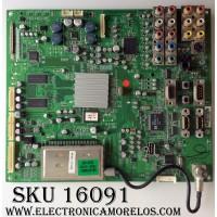MAIN / LG AGF31218501 / EBR32734501 / 68709M0734B / PANEL LC420W02 (SL)(A1) / MODELOS 42LC2D / 42LC2D-UE.AUSLLJM