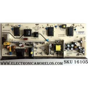 FUENTE / BACKLIGHT / ELEMENT AY118L-4HF01 / 3BS0030614 / PANEL T315XW03 / 315XW03(TFV315A01-B) / MODELOS ELCFW327 / ELDFC322 / ELDFW322 / ELCFW328 / ELCFQ324N / VR-3236 / PLCD3271A-D / LC32G82 SC32HT04 / LC-32GL12F SC324FB / DX-32L100A13 / DX-32L200NA14