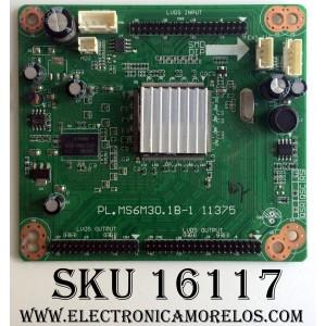 DRIVER / SCEPTRE A12081830 / PL.MS6M30.1B-1 / PL.MS6M30.1B-1 11375 / PANEL LTA400HF11 / MODELO X405BV-FHD3HF11