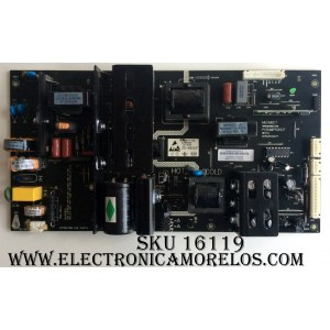 FUENTE DE PODER / ELEMENT / SCEPTRE MIP500CF / 890-PM0-4605 / REV:1.0 / MODELOS ELDFQ501J / ELDFT501J / SC501TS / X505BV-FHD