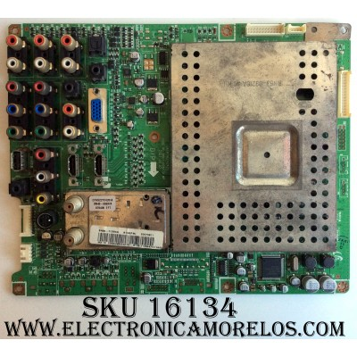 MAIN / SAMSUNG BN94-01294A / BN41-00817D / BN97-01585A / PANEL T230XW01 V.1 / MODELO LNT2332HX/XAA