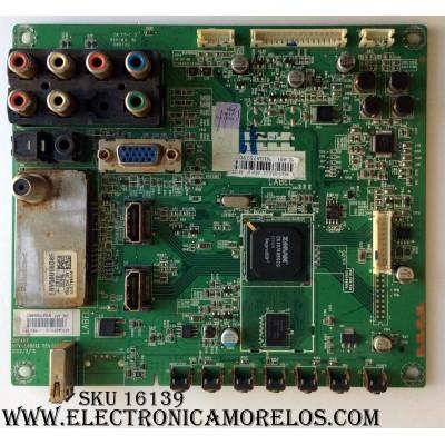 MAIN / TOSHIBA 461C4Q51L12 / VTV-L40613 / SRF40T / RF32T / PANEL T315XW04 V.3 / MODELO 32C120U1