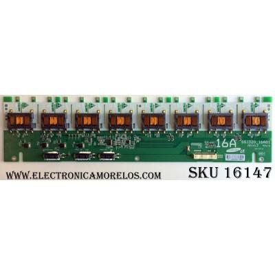 BACKLIGHT / INSIGNIA SSI320_16A01 / REV:0.2 / SSI320_16A01 REV:0.2 / T073800070B2 / PANEL V260B1-L01 REV.C1 / PANEL V260B1-L01 REV.C1 / MODELO NS-LTDVD26