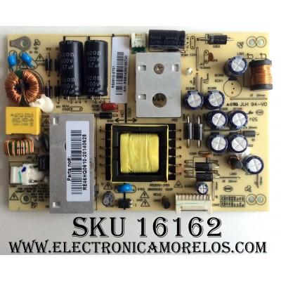 FUENTE DE PODER / RCA RE46HQ0610 / RS061D-3T01 / 3BS00093 / 3BS0009302GP / REV:2 / MODELO SLD32A30RQ 4417-SL32A30-B1