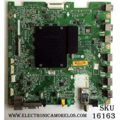 MAIN / LG EBT62018910 / EBR74445904 / EAX64434208-1.0 / PANEL LC470EUE (SE)(F1) / MODELO 47LM6200-UE AUSWLUR