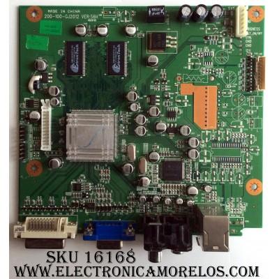 MAIN / GATEWAY 200-100-GJ2012 / F01-0LG-2112W-S6SDH / 200-100-GJ2012  / PANEL LTM210M2-L02-AL0 / MODELOS 2100 / FPD2185W