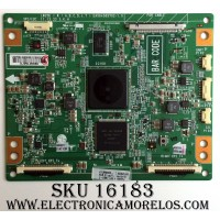 T-CON / LG EBR75301301 / EAX64583702-1.0 / 61800201 / PANEL LC470EUH (PE)(F1) / MODELO 47LM8600-UC AUSZLMR