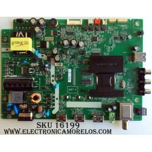 MAIN / TCL T8-32NAZP-MA2 / 40-UX38M0-MAD2HG / UX38M0 / GTC000518A / V8-UX38001-LF1V029 / PANEL LVW320CS0T E273 / ST3151A05-A VER 2.1 / MODELO 32S3800TSAA